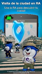Snaappy – plataforma de comunicación de RA en 3D 1
