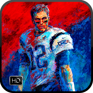 Tom Brady Wallpaper Art NFL