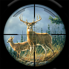 Deer Hunting Counter Shooter 2018 FPS Hunting Game icon