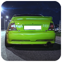 Hide Car Number Plate icon