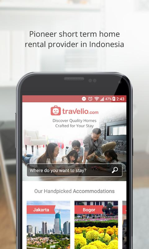 Travelio - Apartment & Villa- screenshot