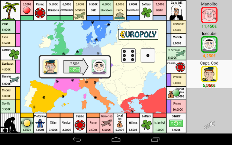 android Europoly Screenshot 23