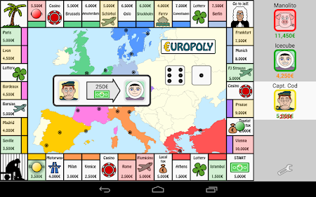 Europoly 1.0.4 screenshot 341076