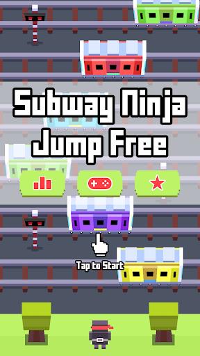 Subway Ninja 忍者をタップするだけの簡単ゲーム
