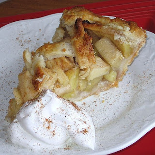 Apple Tart or Pie Is Known as Szarlotka in Polish