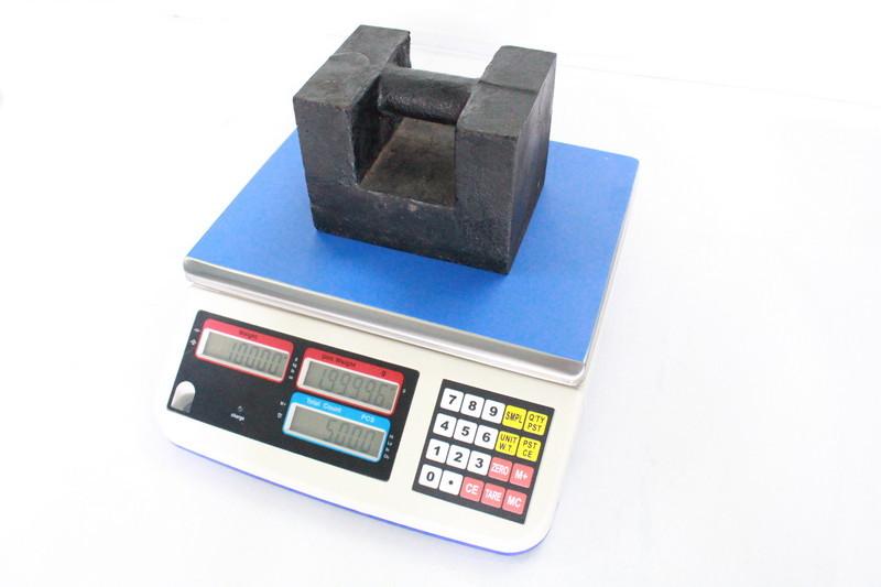 Cân trọng lượng điện tử cân được nhiều vật khối lượng lớn