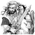 Draw Thorin Oakenshield icon