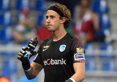 Gaëtan Coucke (Genk) a pris confiance après la victoire à Waasland-Beveren