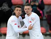 Standard recupereert Maxime Lestienne en Selim Amallah voor het duel tegen KAA Gent