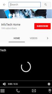 InfoTech - náhled
