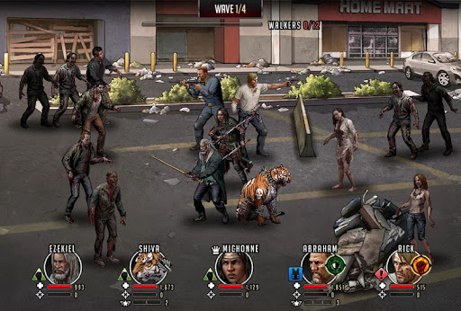 The Walking Dead: Road to Survival screenshot 7