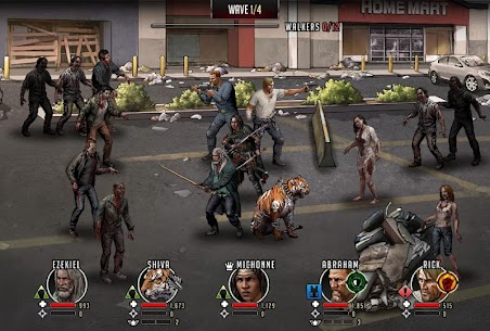The Walking Dead: Road to Survival Apk Download For Android and Iphone 6