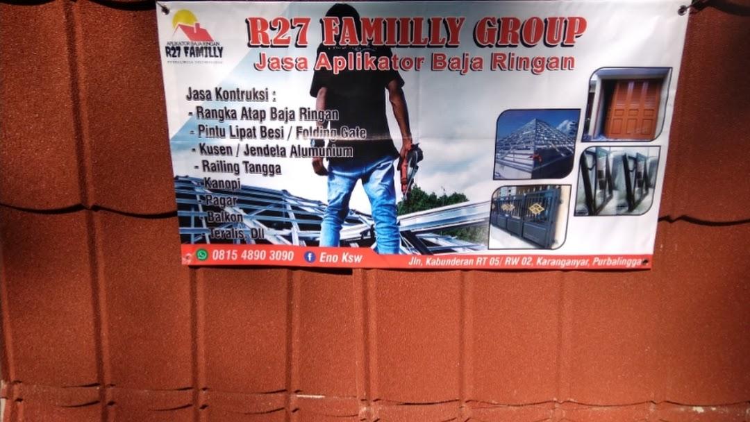 Gambar Konstruksi Kanopi Baja Ringan  r27 familly group perusahaan konstruksi