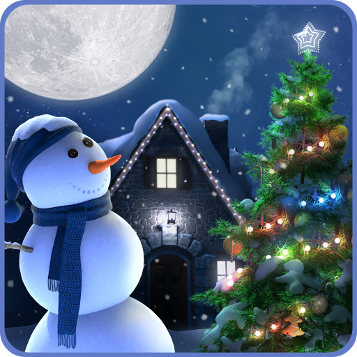 Christmas Moon Live Wallpaper file APK for Gaming PC/PS3/PS4 Smart TV