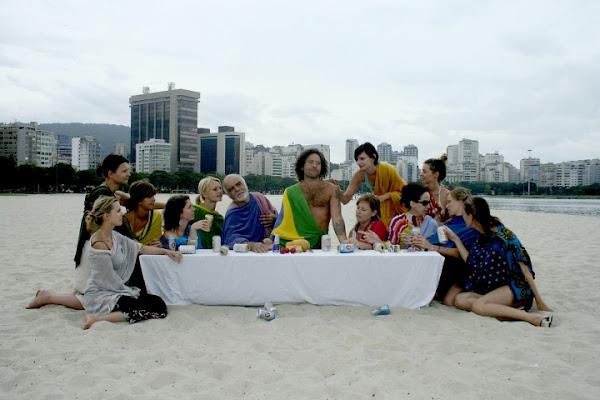 Ultima cena brasileira di trebbyeah