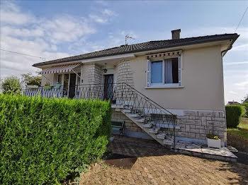 maison à Saint-Gaultier (36)
