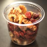 Mix Nuts & Raisin Pot