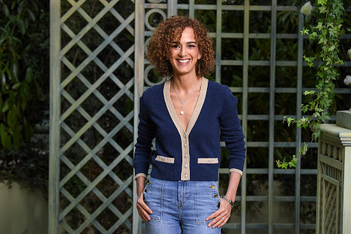 0d5c9c2a58 Novelist Leïla Slimani   Knowing how to talk is a great power