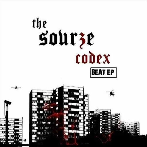 Sourze Music: The Sourze Codex Beat Album (Gangster Rap
