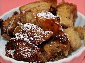 Slow Cooker Apple French Toast Recipe
