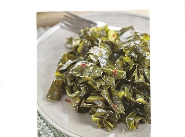 Crock-pot Collard Greens Recipe