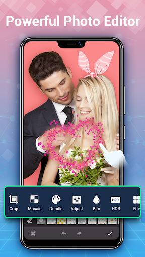 Photo Gallery - Photo Album Vault & Photo Editor screenshot 4