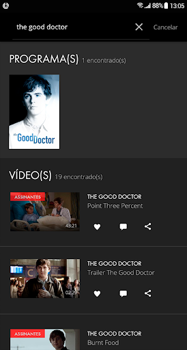 Globoplay 2.57.0 screenshots 8