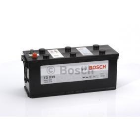 Bosch 12V 120Ah - Startbatteri