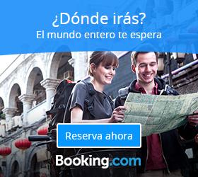Alojamiento en Booking