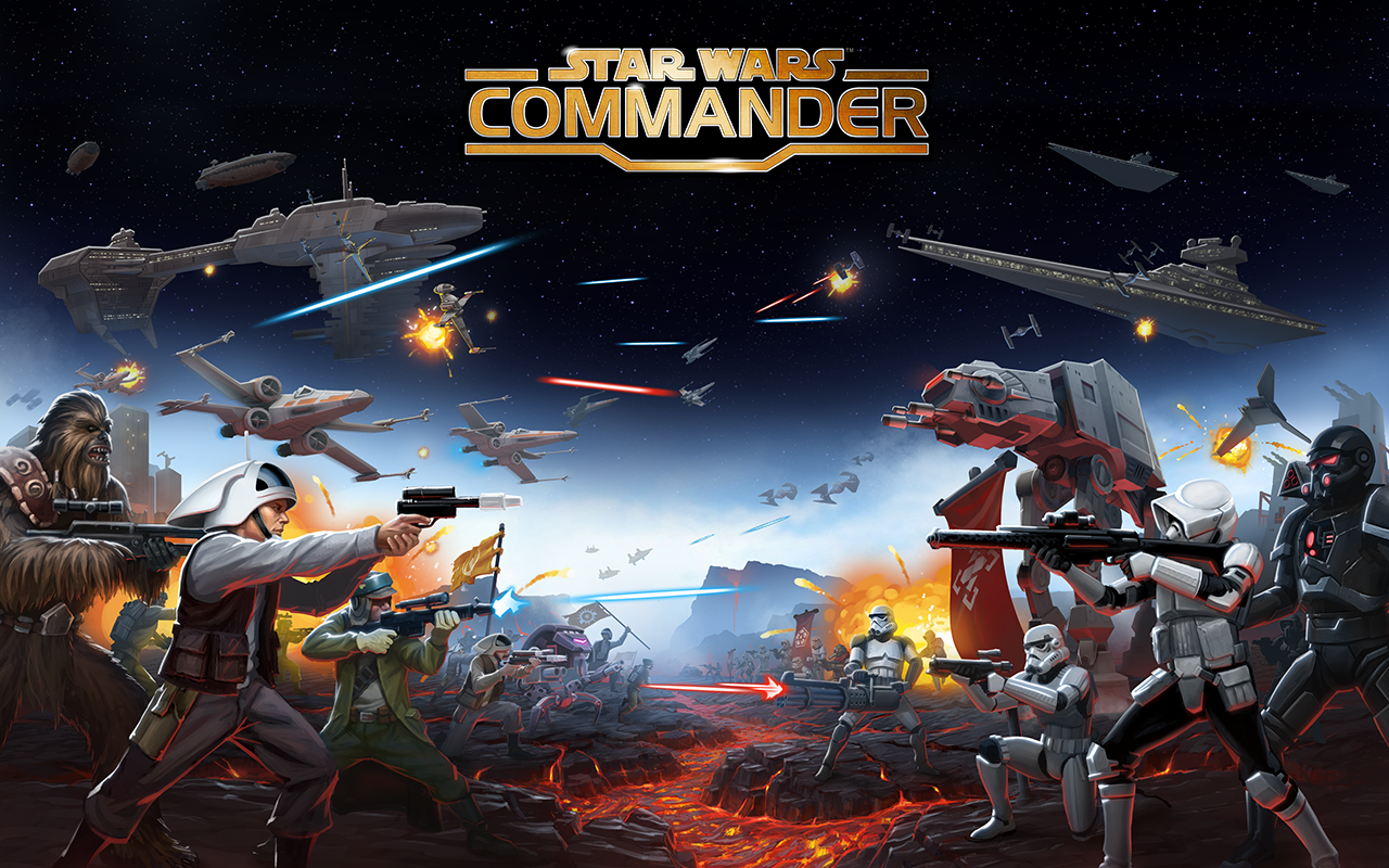 Screenshots of Star Wars™: Commander for iPhone