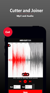 MP3 Cutter and Joiner , Merger- screenshot thumbnail