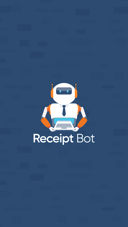 Receipt Bot- screenshot