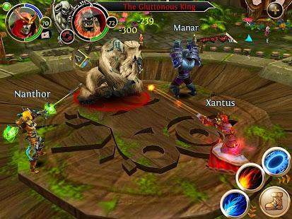 Order & Chaos Online Screenshot 6