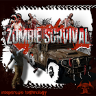 Zombie Survival Drive 3D icon
