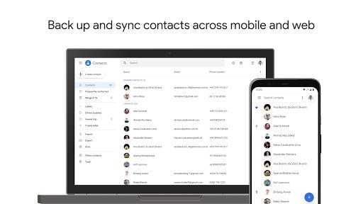 Contacts 3.33.2.335052592 screenshots 1