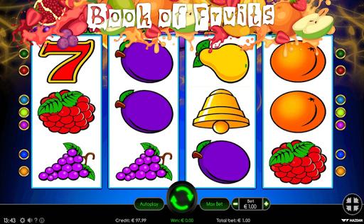 Book Of Fruits screenshot 1