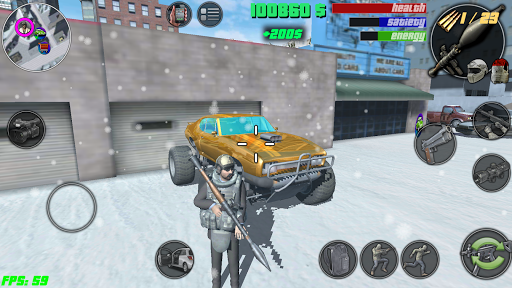 Crazy Gang Wars screenshot 5