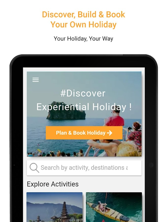 Zopky Holiday Packages- screenshot
