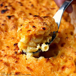 Macaroni and Cheese Casserole.
