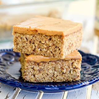 Peanut Butter Oatmeal Breakfast Bars Recipe