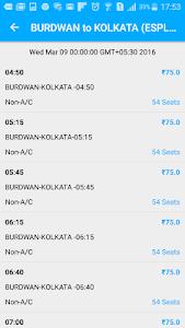 SBSTC - Online Reservation screenshot 16