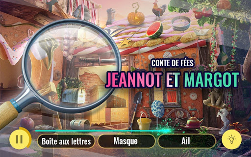 Code Triche Conte de Fu00e9e: Jeannot et Margot APK MOD screenshots 1