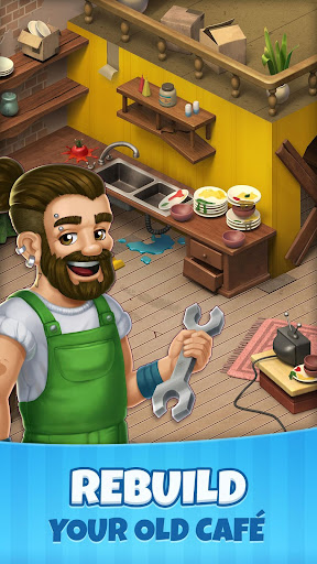 Manor Cafe 1.8.5 {cheat|hack|gameplay|apk mod|resources generator} 5