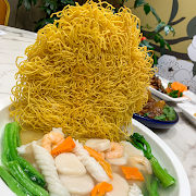 L13. Fried Noodle with Seafood