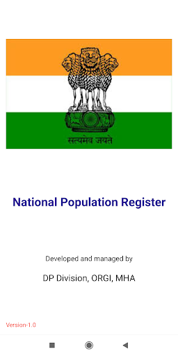 Census 2021-NPR Apk 1