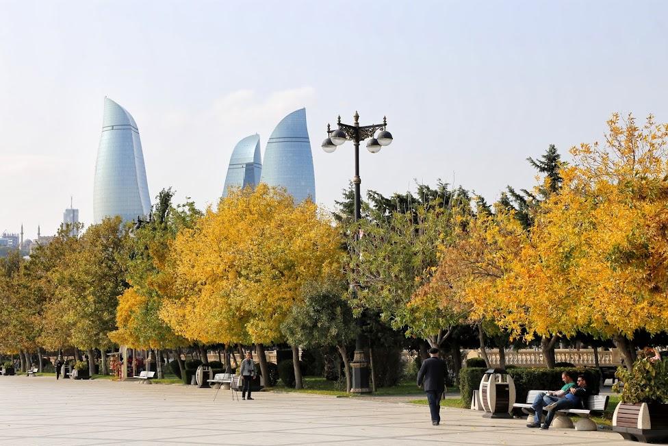 Baku, Baku Boulevard