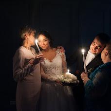 Wedding photographer Darya Chacheva (chacheva). Photo of 05.03.2018
