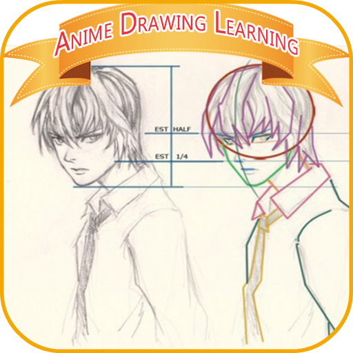 Anime Drawing Learning