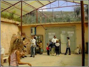 Photo: 2002 - Intrarea veche in salina - sursa R.C.