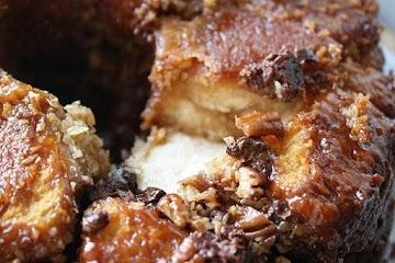 German Chocolate Monkey Bread Recipe